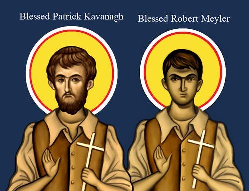 Blessed Patrick Kavanagh and Robert Meyler
