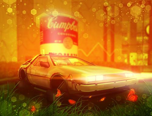 DeLorean is waiting :)))