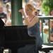 Beata Bilińska donne le dernier récital de la 10ème édition du Festival Chopin au Jardin dans le Parc Montsouris