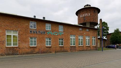 Kulturzentrum GLEIS 3 - Kulturhof