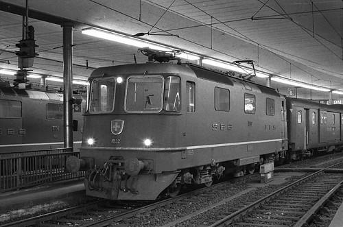 SBB Re4/4 11232. Bern