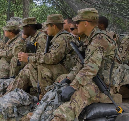 2nd Regiment FTX Preparation