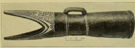 This image is taken from Page 135 of ... Handbook to the ethnographical collections