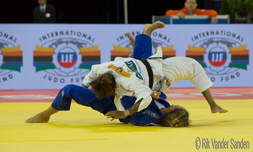 Rafaela Silva (BRA) vs Hedvig Karskas (HUN)
