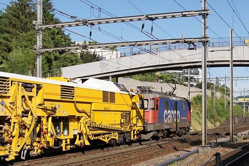 SBB Cargo Re 421 375-7