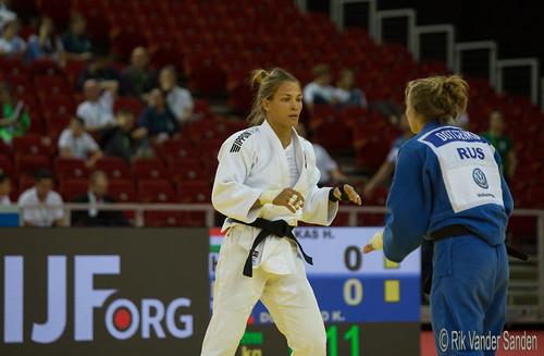 Hedvig Karakas (HUN) vs Katerina Dotcenko (RUS)