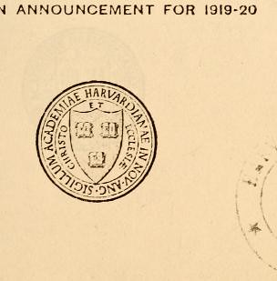 This image is taken from Announcement of the Medical School, 1917-1918