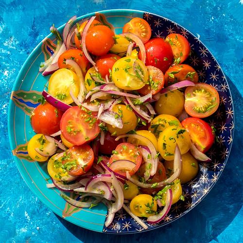 Salatet Banadora wa bassal