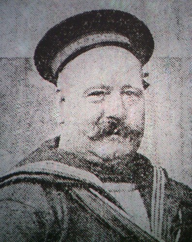 SPO2 William John Tice, survivor of the sinking of HMS Hogue and Sheringham Coastguard