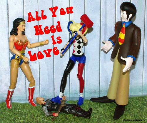 All YOu Need Is Love BETTER EDIT