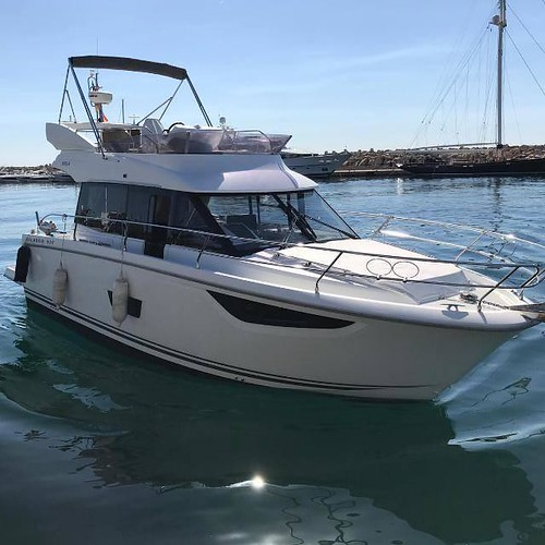 Jeanneau Velasco 37F - For Sale