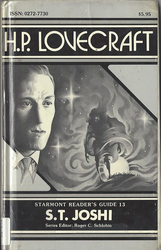 H.P. Lovecraft - Starmont Reader's Guide 13  - cover artist