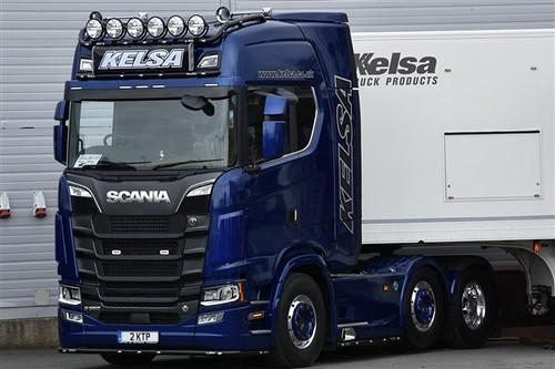 Kelsa Scania S650 Next Gen 2 KTP