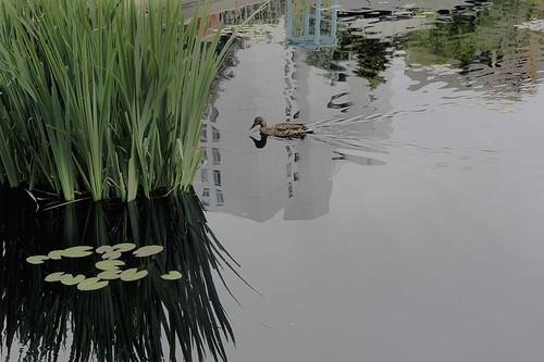 Reflection deflection