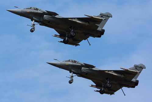 French Navy Rafale M Role Demo