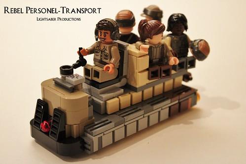 Rebel Personel Transport (Rogue One - Yavin 4)