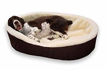 Dog Bed King Pet Beds. Made In The USA. Pet Beds for Dogs Cats – Available In Multiple Colors And Sizes. Easy To Remove Covers For Machine Washing.