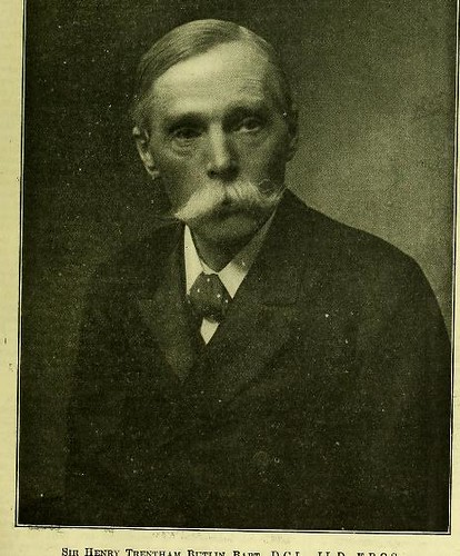 This image is taken from Page 283 of Sir Henry Trentham Butlin, Bart. ... : obituary