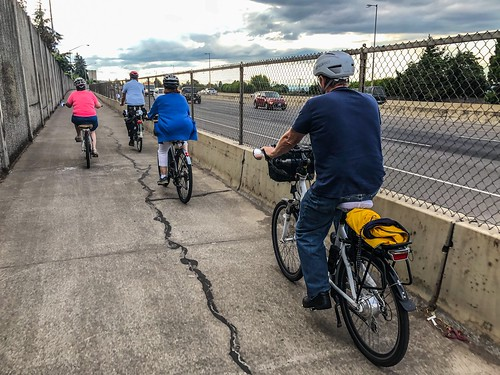 I-84 Bike Path