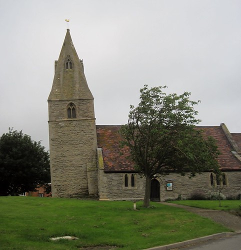 Dry Doddington Church, Lincolnshire