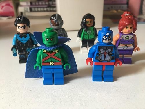 JM-Verse Justice League International
