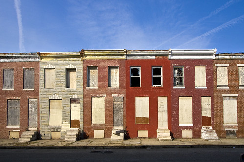 Perlman Place Rowhouses - Baltimore, Maryland
