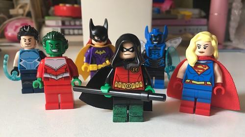 JM-Verse Team Justice/Titans