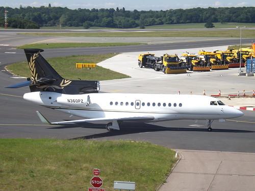 N360PZ Dassault Falcon 7X (Wells Fargo Bank Northwest Trustee)