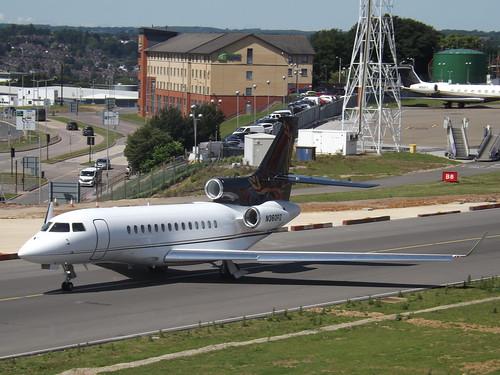 N360PZ Dassault Falcon 7X (Wells Fargo Bank Northwest NA Trustee)