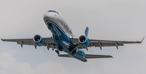 BRN/LSZB: People's Viennaline Embraer ERJ-170STD (ERJ-170-100) OE-LMK