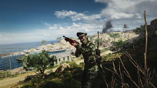 Battlefield V ❤️  #BattlefieldV #Battlefield #DICE #EA #Gaming #Screenshot #ShotWithGeForce #RTXOn #RTX2070 #Nvidia #FPS #BFV #Battlefield5 #BF5 #BF #GamingPhotography #photooftheday #picoftheday #Photography