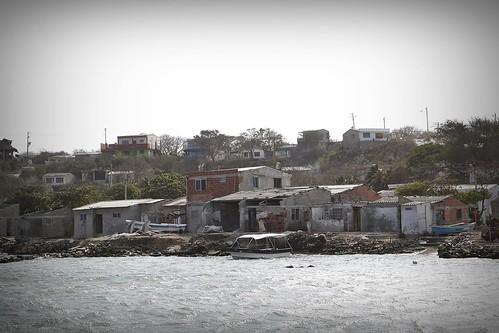 Tierra bomba-Cartagena