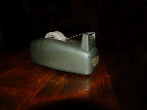 Old Tape Dispenser