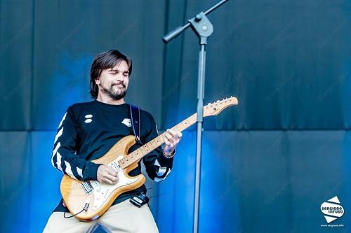 Juanes @ Milano Summer Festival, Ippodromo di San Siro, Milano - 17 luglio 2019