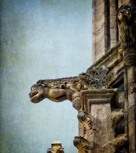 Seville gargoyles