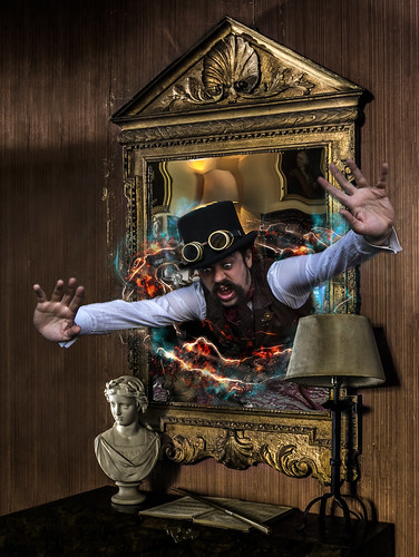 Escape Of The Mad Hatter