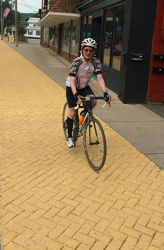 Riding the Yellow Brick Road, #cycletheerie