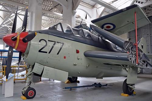 XG797 Fairey Gannet ECM.6 Fleet Air Arm