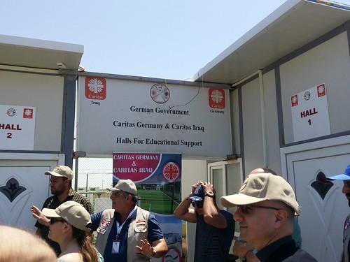 Iraq IDP camp