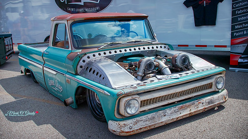 1966 Chevy C-10