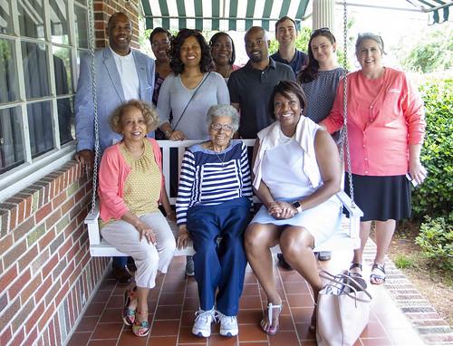 Tourism, Montgomery, Dexter Avenue King Memorial Baptist Church, Wanda Batle, Alabama Tourism Department, Michelle Browder, More Than Tours