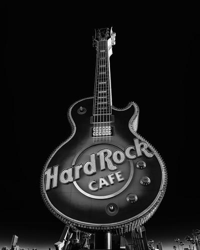 02469376422660-114-19-06-Hard Rock Cafe at the Neon Boneyard-9-HDR-Black and White