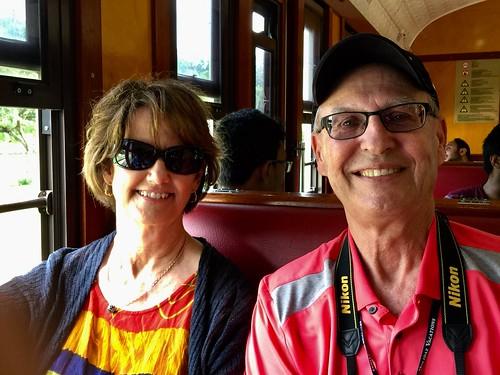 Kuranda Scenic Train - Kathy & Larry Koester 3-17-2019