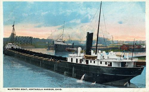 McIntosh Boat