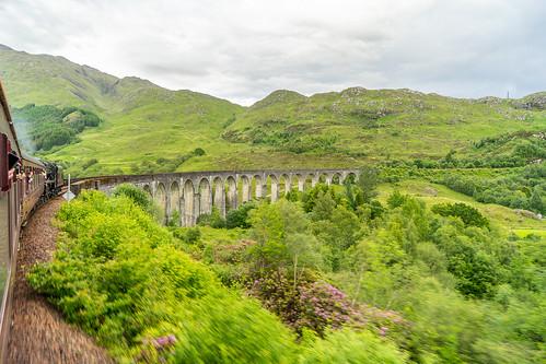 Glennfinnon Viaduct, Scotland