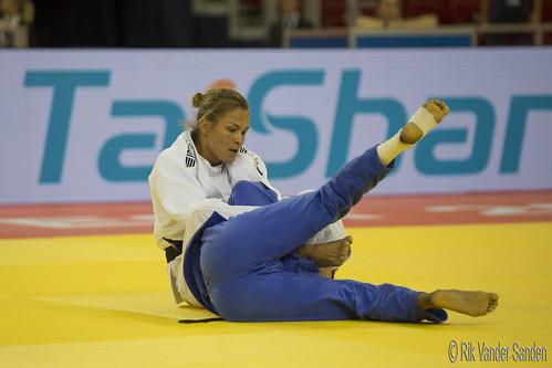 Hedvig Karakas (HUN) vs Wilsa Gomes (POR)