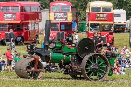 Wiston Steam Rally 2019