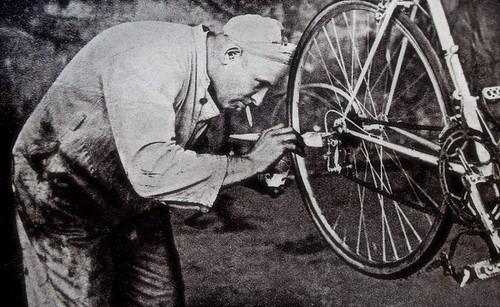 1949 TDF The Mechanic