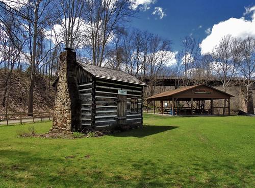 Colonel William Crawford's Cabin