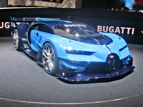 97 Bugatti Vision Gran Tourismo (2015)